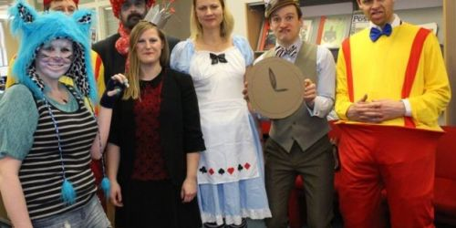5 Teacher Costume Ideas For World Book Day