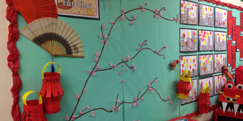 Celebrate Chinese New Year in The Classroom